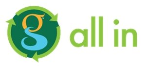 All In City of Greenville recycling logo