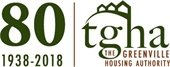 Greenville Housing Authority 80th Anniversary Logo