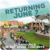ScanSource Reedy River Concerts returning June 7