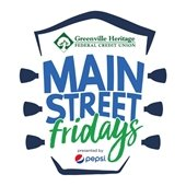 Greenville Heritage Main Street Fridays presented by Pepsi
