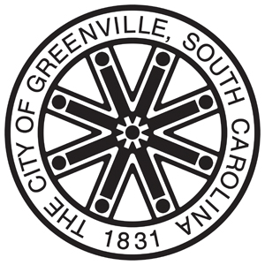 The Official City of Greenville Seal